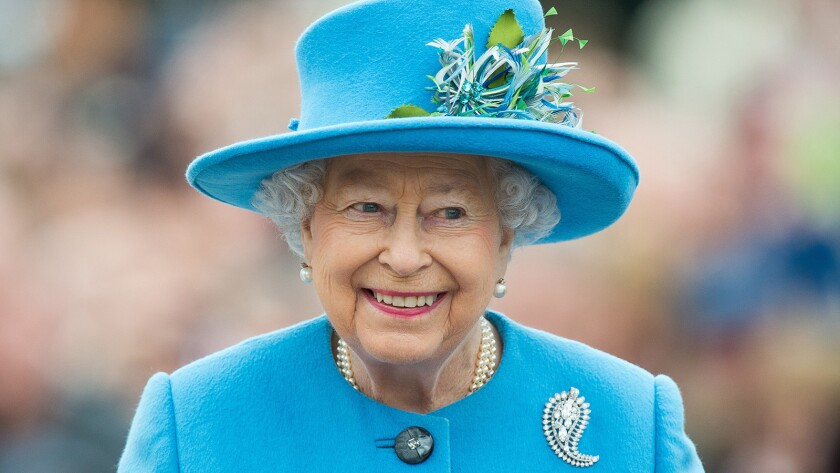"Queen Elizabeth II is profiled in ""Queen of the World"" on HBO"