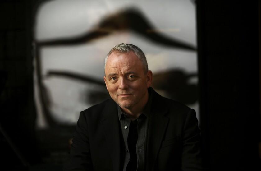 Novelist and screenwriter Dennis Lehane