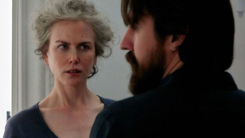 """Nicole Kidman and Ewen Leslie play adoptive parents in """"Top of the Lake: China Girl."""""""