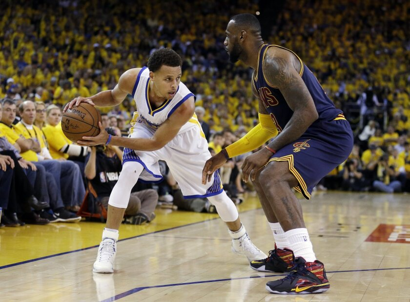 Do you really know the Warriors and the Cavaliers?