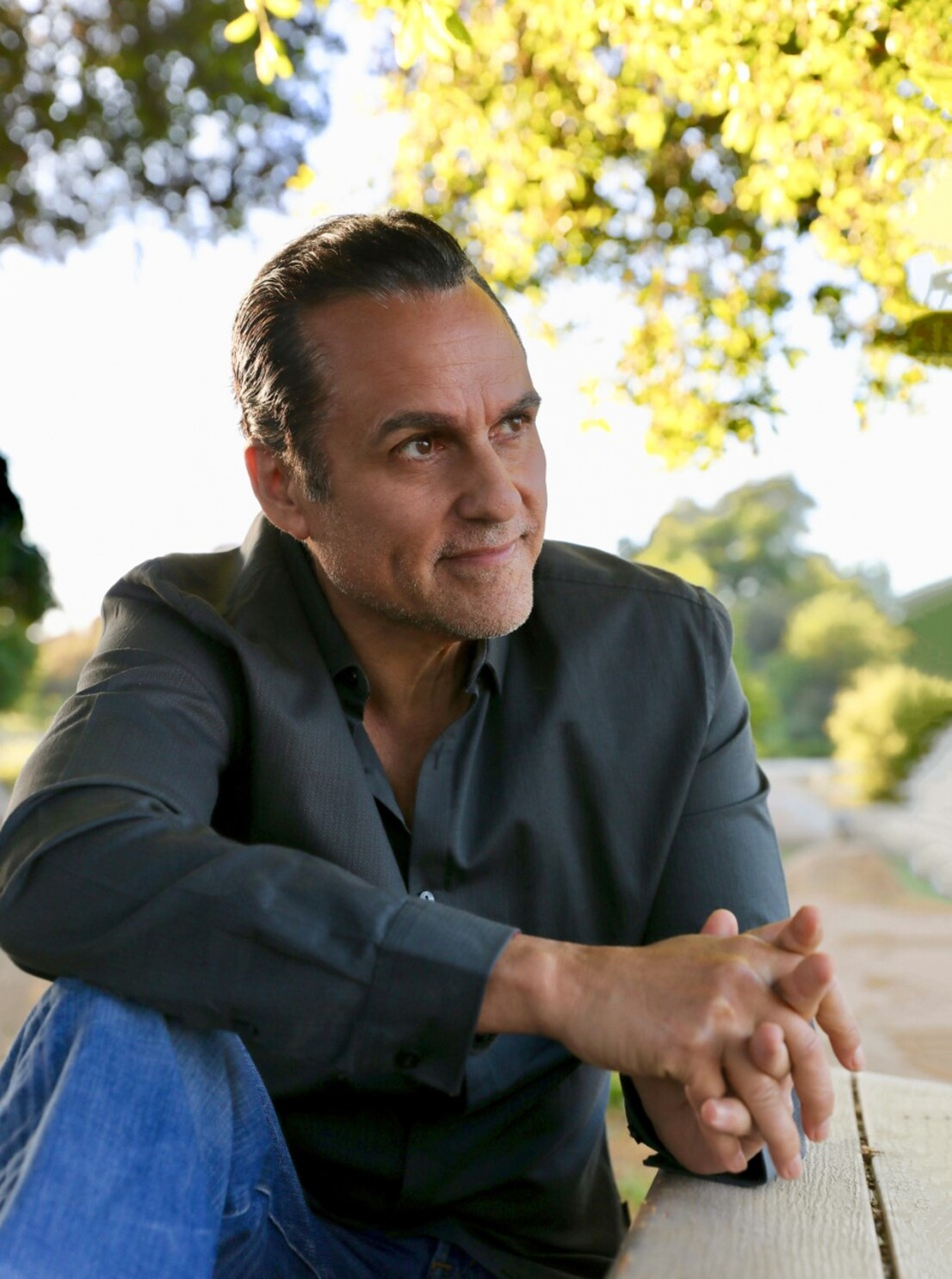 Actor Maurice Benard on a mental health mission - The San Diego ...