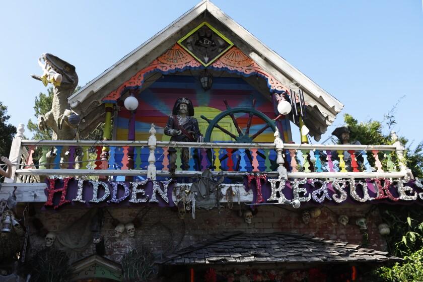 Hidden Treasures in Topanga Canyon