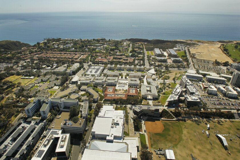 """The Daily Caller website has included UC San Diego on its list of the """"17 ugliest college campuses in America."""""""