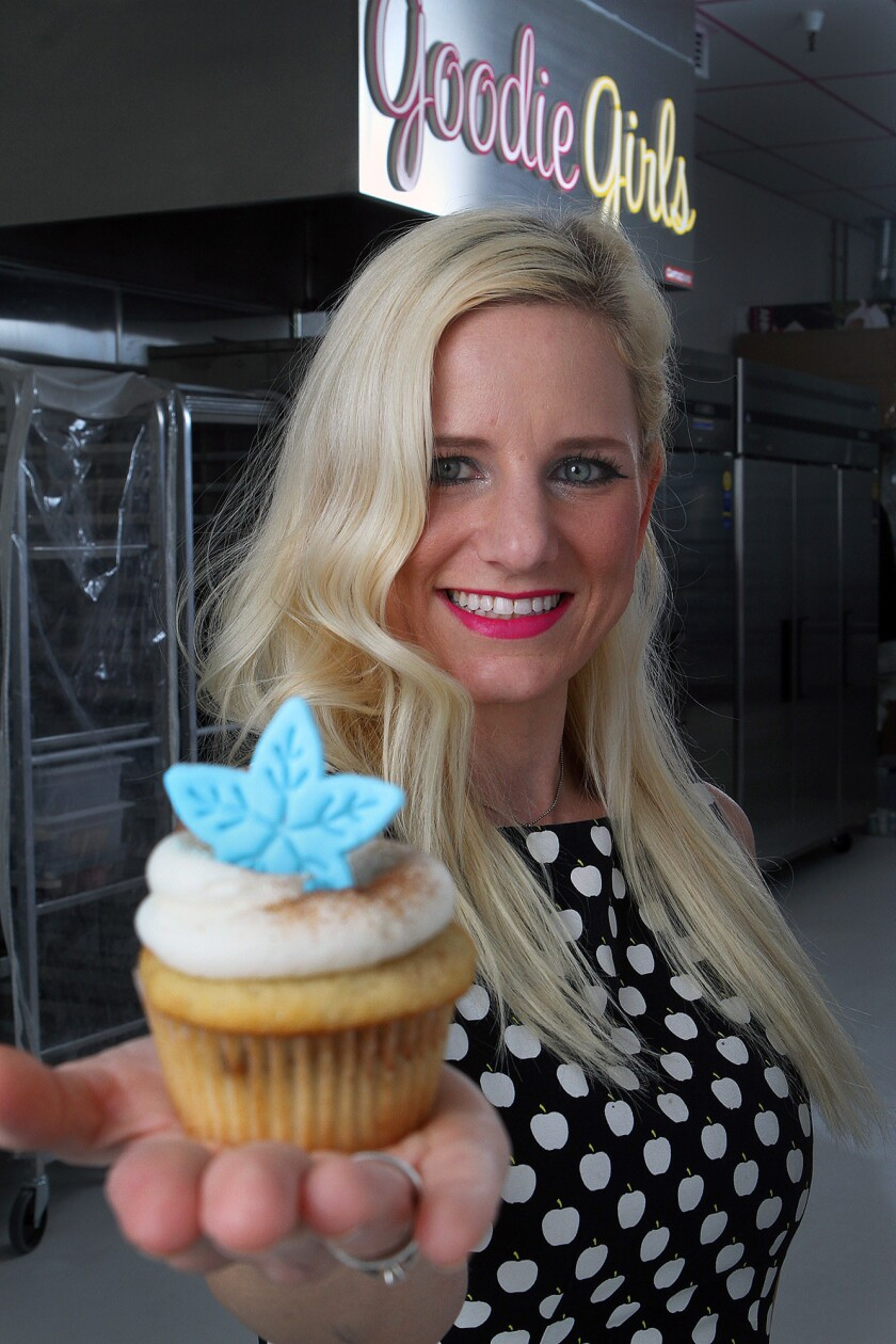 Dining Out: Goodie Girls cupcakes are the surprise of the season