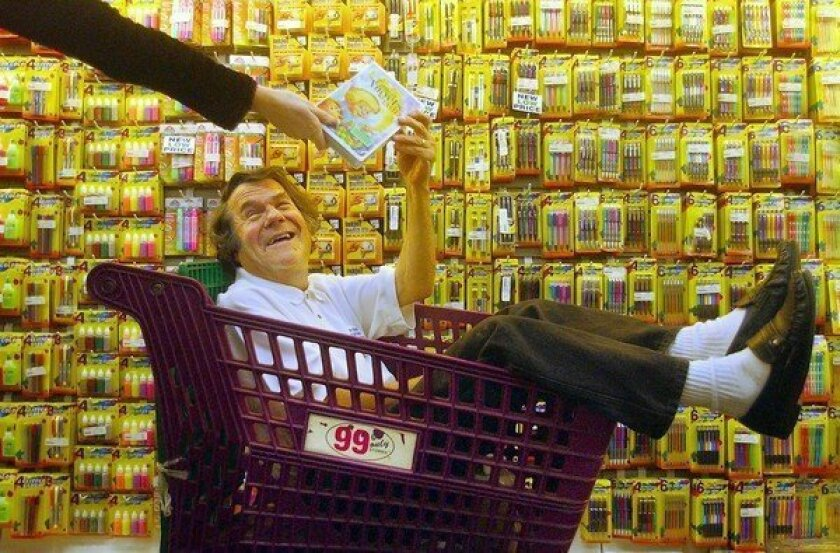 Dave Gold's 99 Cents Only Stores landed him on the Forbes 400 list, but he continued to live modestly.