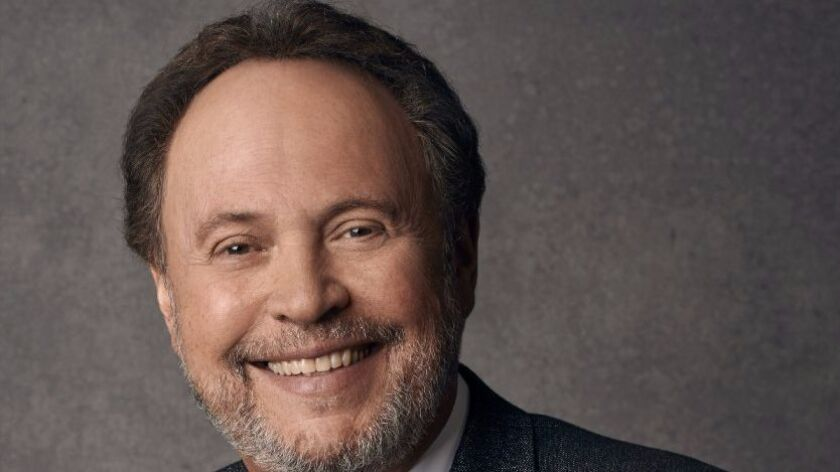 Billy Crystal, still the class clown after all these years, takes comedy very seriously. He is now on a national tour.