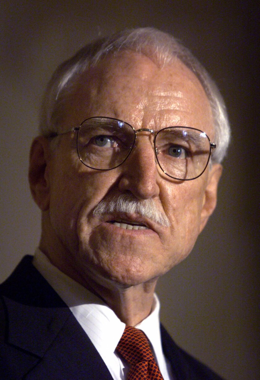 A portrait of James C. Hormel