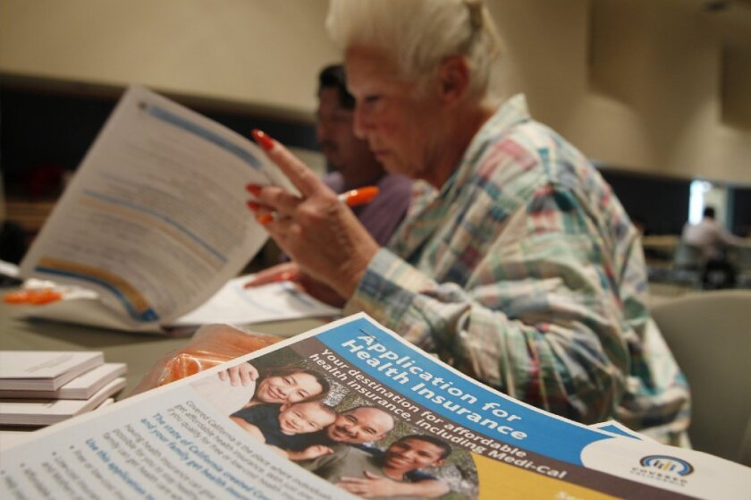 Agents help drive Covered California enrollment