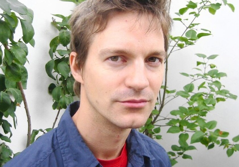 """Rob Young, author of """"Electric Eden: Unearthing Britain's Visionary Music."""""""