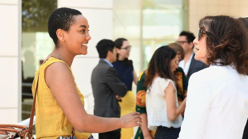 In its 25th year, the Getty's Multicultural Internship Program is