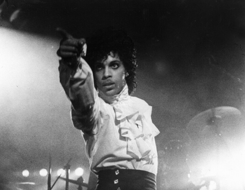 In his films, Prince melded music and image into something powerful