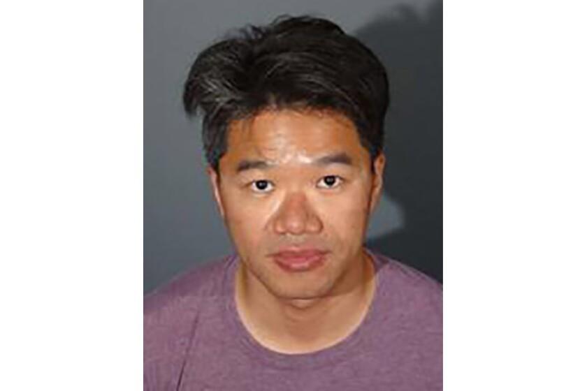 Jonathan Tsai, 40, is pastor of Abundant Life Ministries.