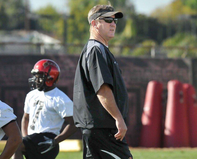 Kevin McGarry has coached the past 42 years in San Diego, including since 2009 at San Diego State.