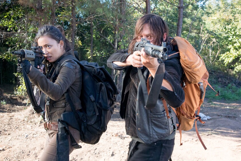 'The Walking Dead' episode 615