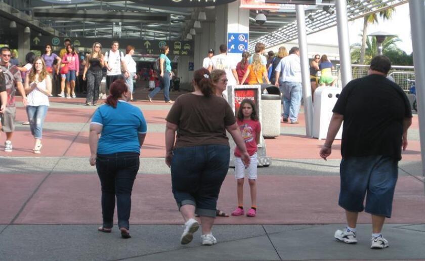 Misisipi es el estado con un mayor porcentaje de ciudadanos gordos en Estados Unidos, de acuerdo con un informe realizado por el portal WalletHub y divulgado hoy con motivo de la celebración del Mes de la Concienciación contra la Diabetes. EFE/ARCHIVO