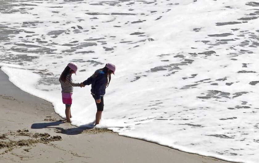 California beach towns: Who wins, who loses as sea levels