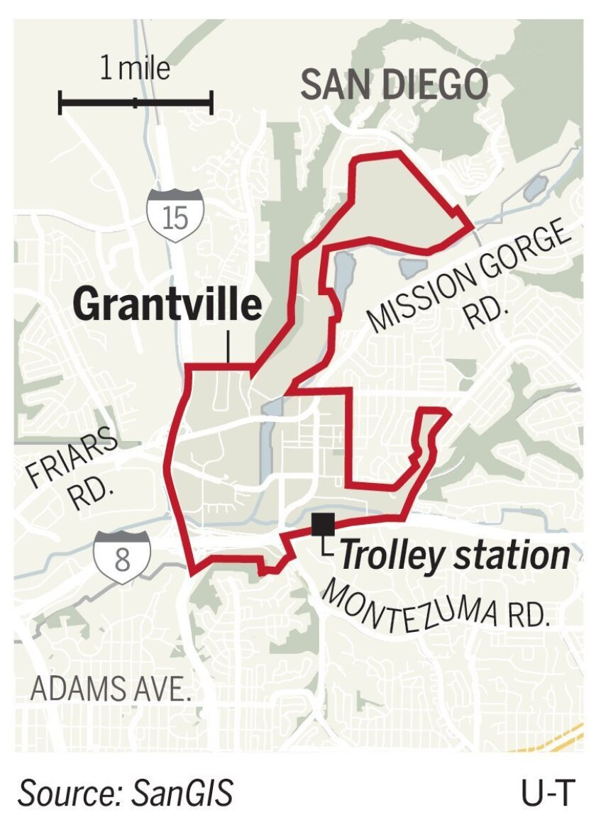 Grantville is undergoing a transformation