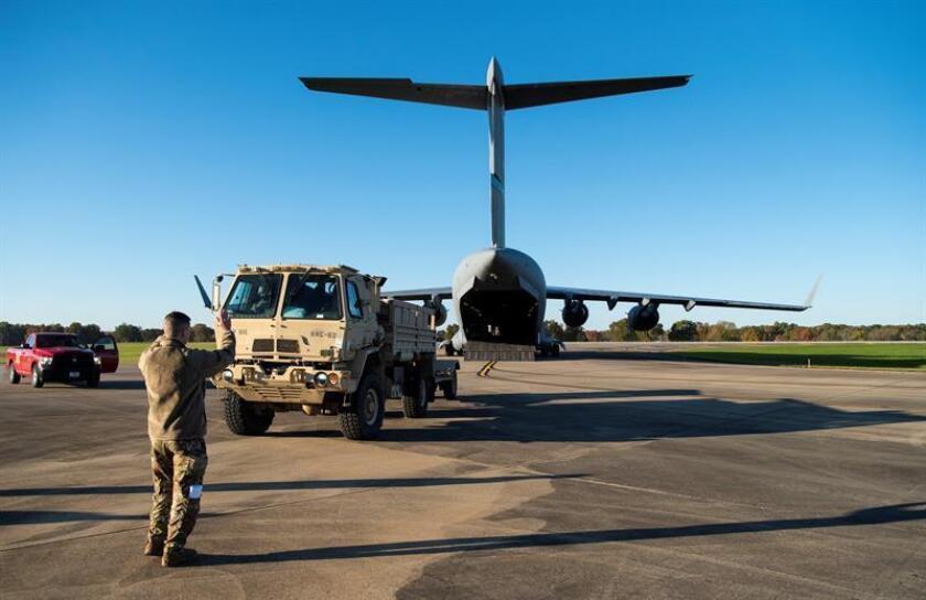Pentágono dice que enviará más tropas de las anunciadas a la frontera sur