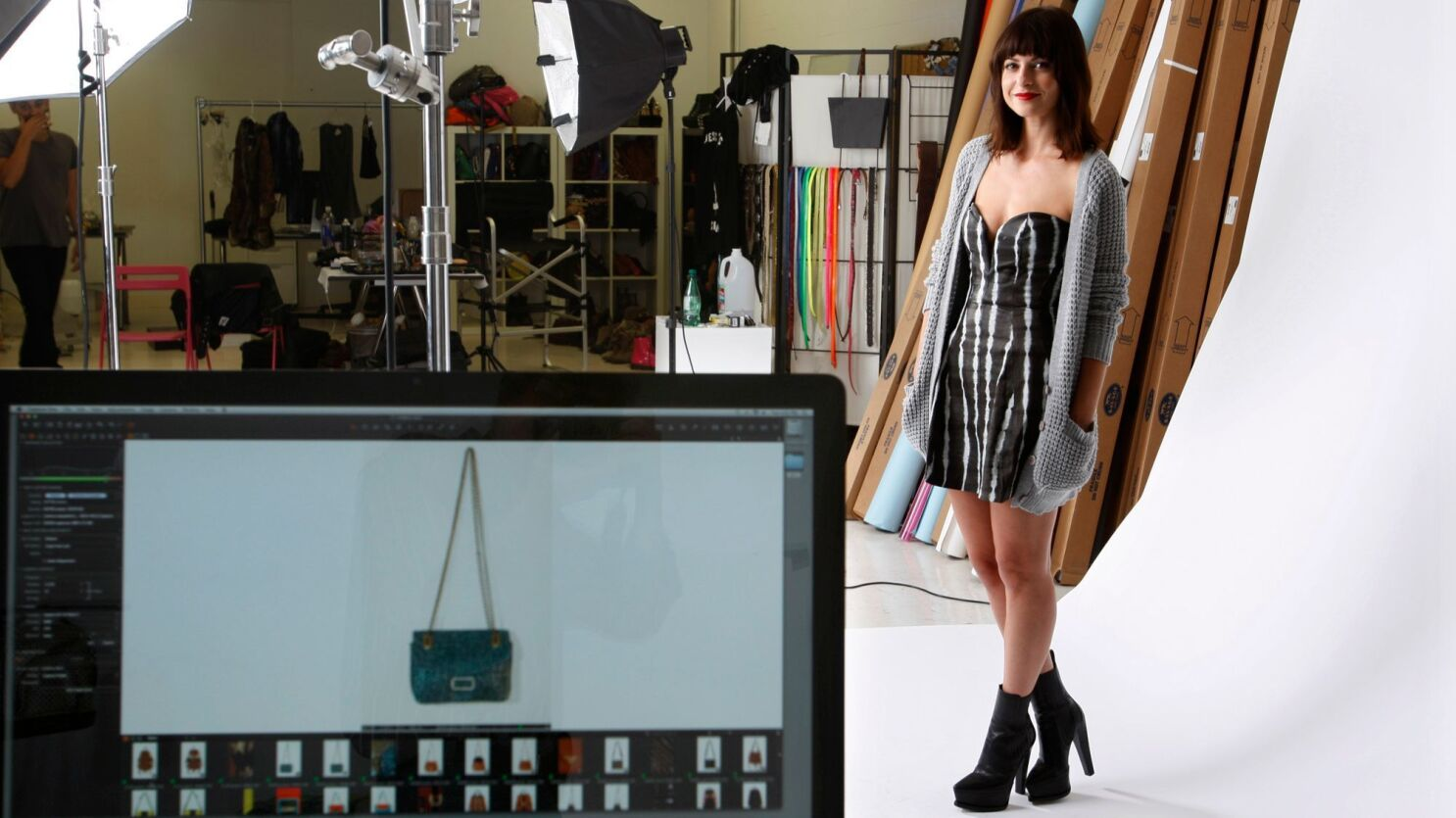 Nasty Gal Once A Fashion World Darling Is Now Bankrupt What Went Wrong Los Angeles Times