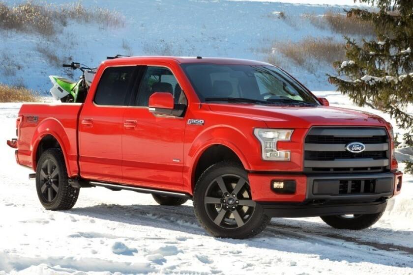 Ford tiene el vehículo más vendido de la nación con su F-150.