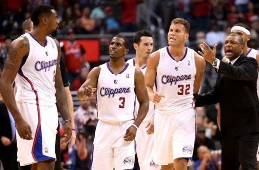 Charles Barkley says Clippers can't win a championship this season