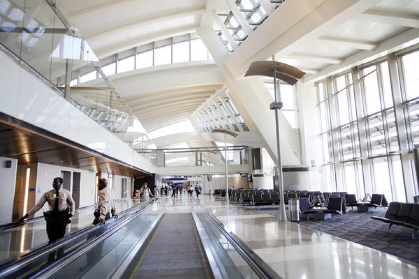The Tom Bradley International Terminal at LAX was partially evacuated for a short time Wednesday due to a suspicious bag that turned out to be packed with clothing.