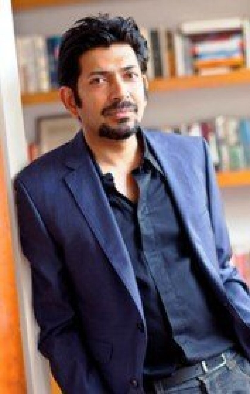Siddhartha Mukherjee, Pulitzer-Prize winning author of 'The Emperor of All Maladies: A Biography of Cancer,' will speak 7 p.m. Feb. 25 at UC San Diego's Price Center West Ballroom, as a guest of the Writer's Symposium. The event is free. Courtesy