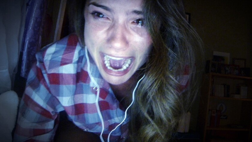 .Unfriended. movie review