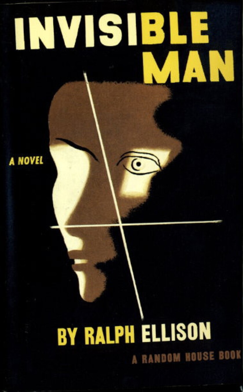 """""""Invisible Man"""" by Ralph Ellison, published in 1952, was banned in Randolph County, N.C., after a mother's 12-page complaint."""
