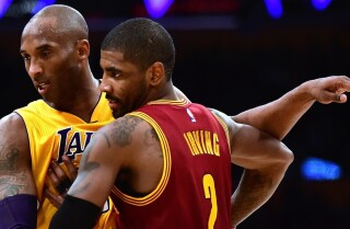 Kobe Chronicles: Kyrie Irving