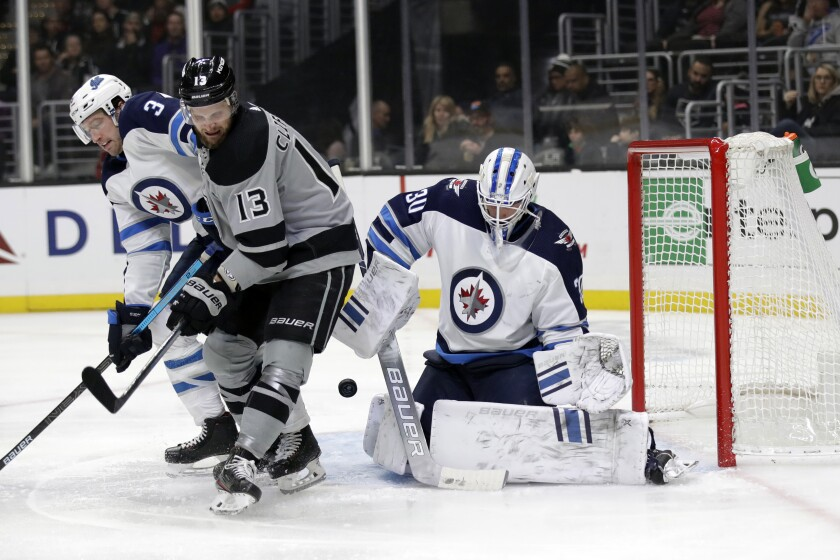 Jets Kings Hockey