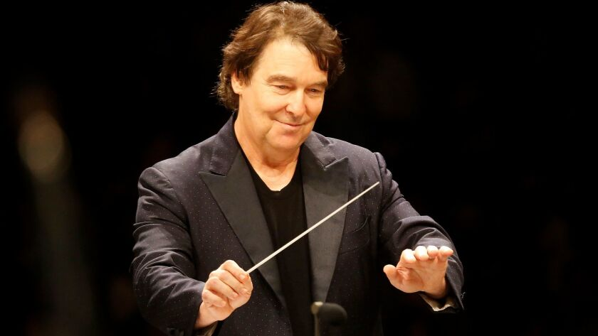 """David Newman will conduct a program of John Williams' movie music as well as a concert synced to a screening of """"Singin' in the Rain."""""""
