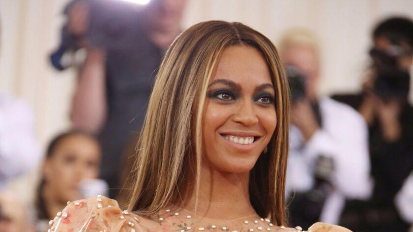 Beyoncé began attending the Met Gala in New York in 2008.