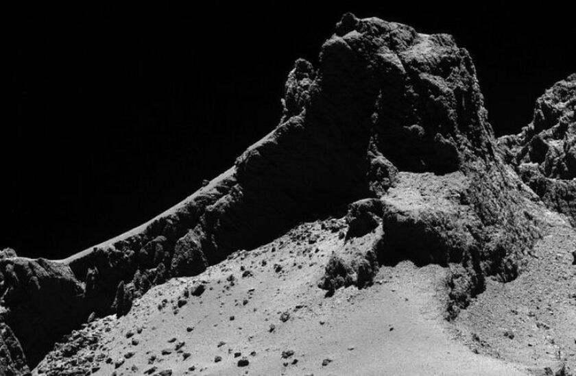 Seven new studies give scientists their first data-driven snapshot of comet 67P/Churyumov-Gerasimenko.