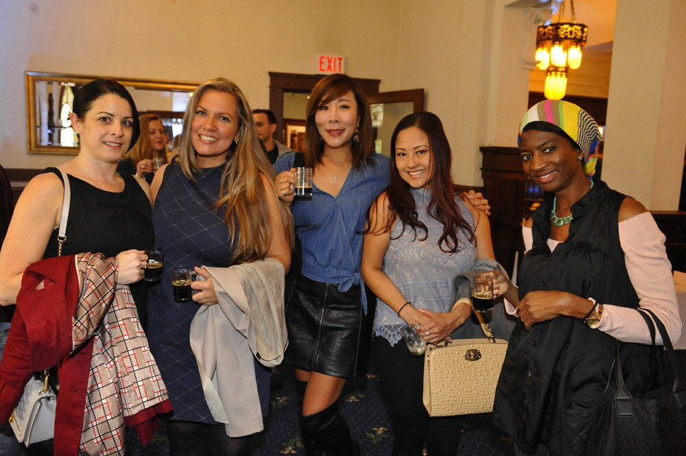 Attendees at the 6th Annual Bankers Hill Art and Craft Beer Festival enjoyed brews, bites and pop-up art galleries at The Abbey on Fifth Avenue on Friday, March 23, 2018.