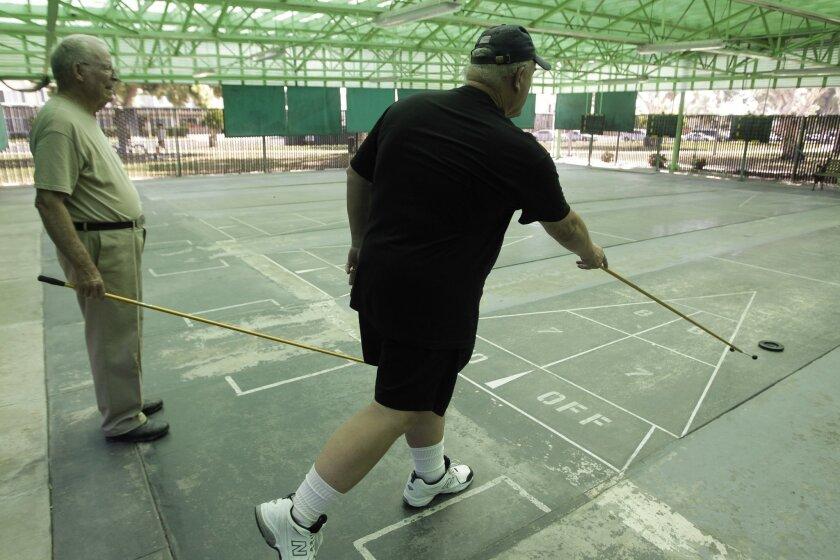 San Diego Senior Olympics