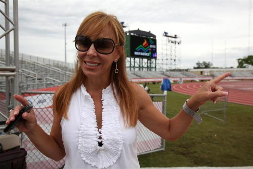 La actriz puertorriqueña Cordelia González. EFE/Archivo