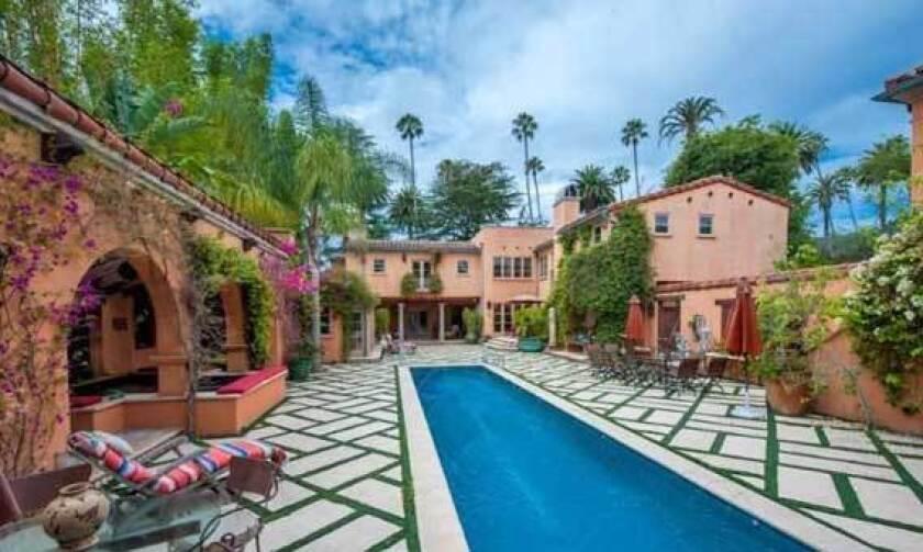 Hot Property: Freddie Fields estate