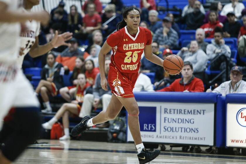 """Isuneh """"Ice"""" Brady (shown in a game last season) finished with career-highs of 41 points and 27 rebounds in Saturday's win over Bishop's."""