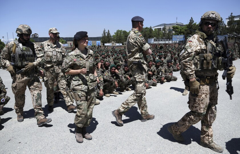 Iran European Deployments