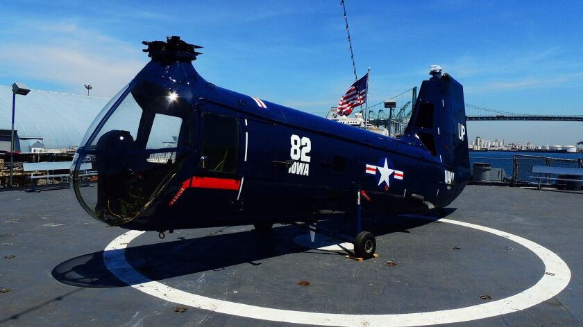 USS Iowa's new Battleship Flight lets you virtually fly a