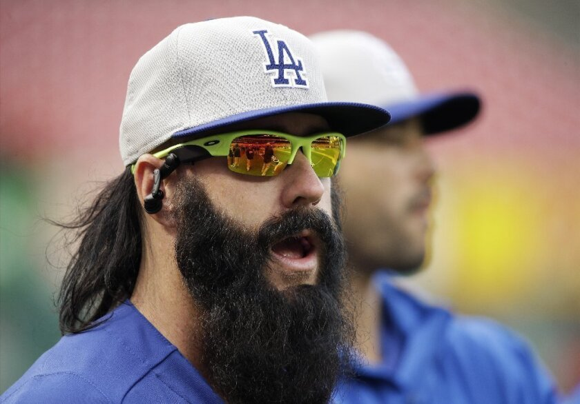 Dodgers reach agreement with Brian Wilson on 1-year, $10-million deal