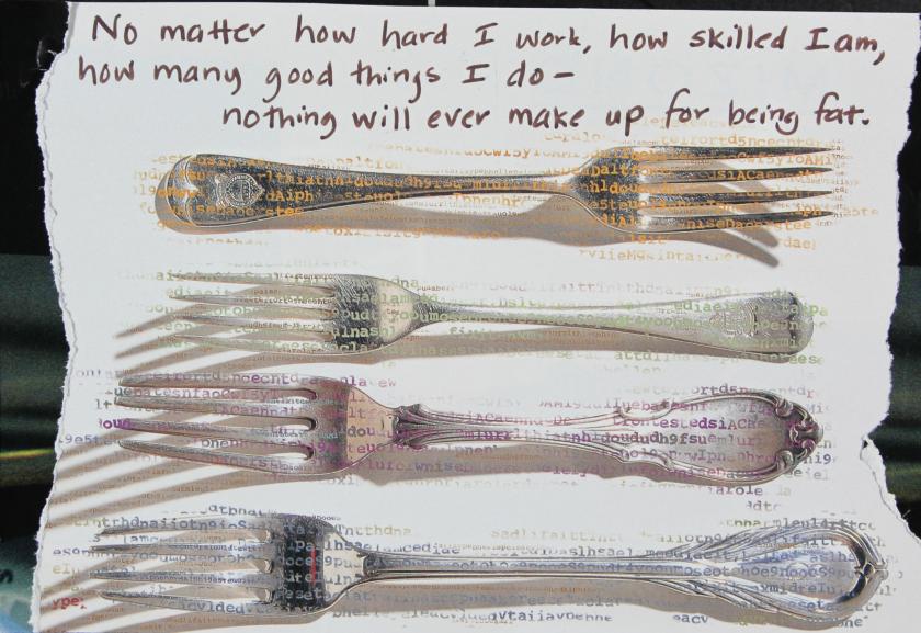 A postcard from PostSecret.