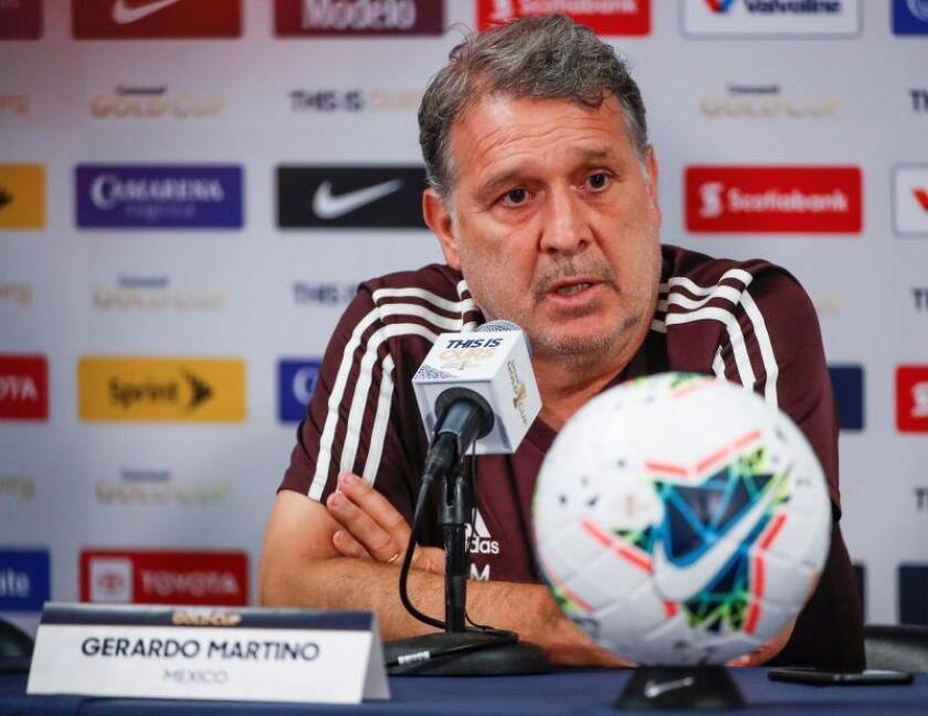 Gerardo Martino reitera que a México le queda camino por recorrer