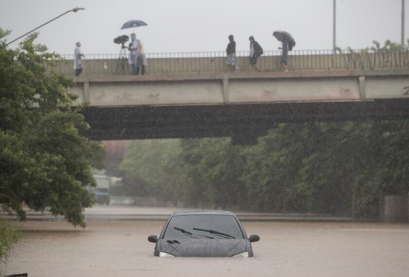 Brazil Heavy Rains