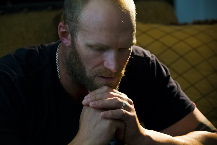 Kyle Turley was an All-American offensive lineman at SDSU. He played in the NFL for a decade, with stints in New Orleans, St. Louis and Kansas City. Over the years he has struggled with headaches, anxiety, depression, suicidal thoughts and lights sensitivity -- much of which he believes might stem