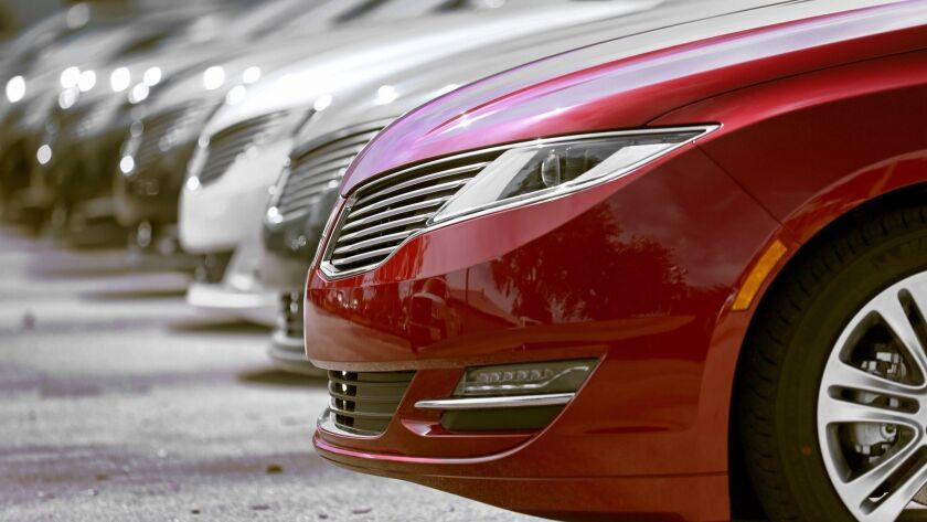 Ford Recalls 1 4 Million Fusion And Lincoln Mkz Cars Saying