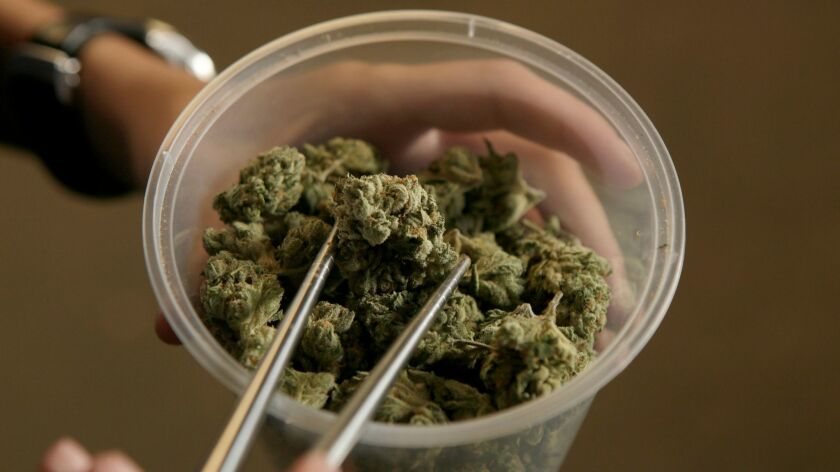 Legal marijuana