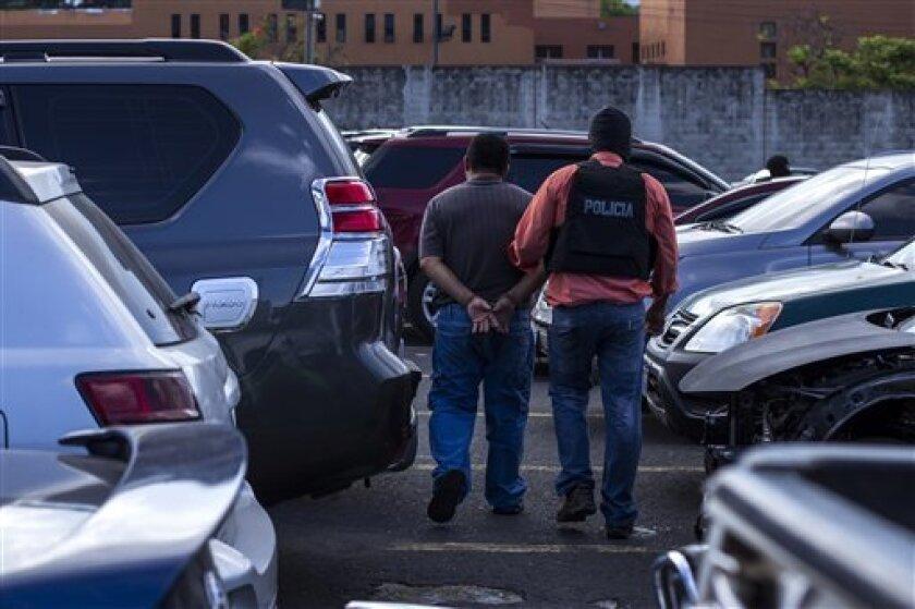El crimen organizado, entre ellos las pandillas, es un problema común que se enfrenta en Centroamérica.