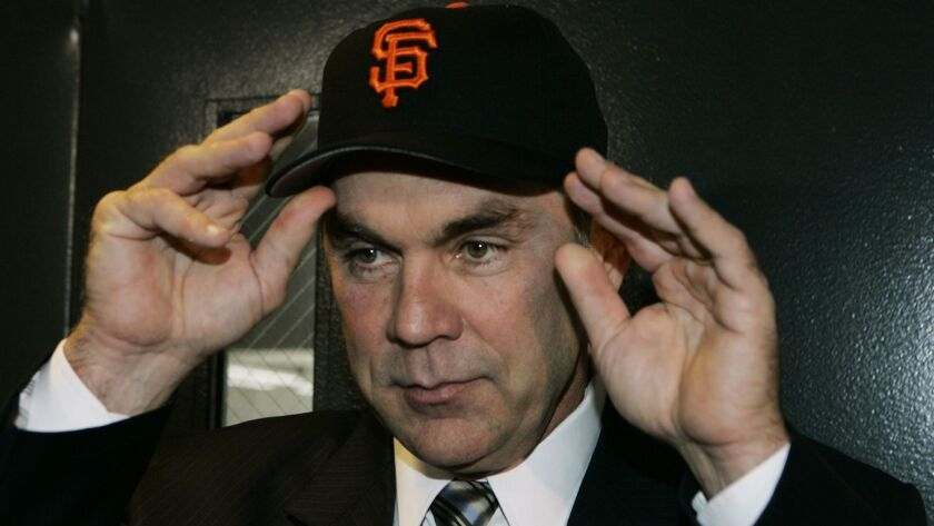 When Bruce Bochy was no longer wanted by the Padres, the Giants quickly snapped him up.